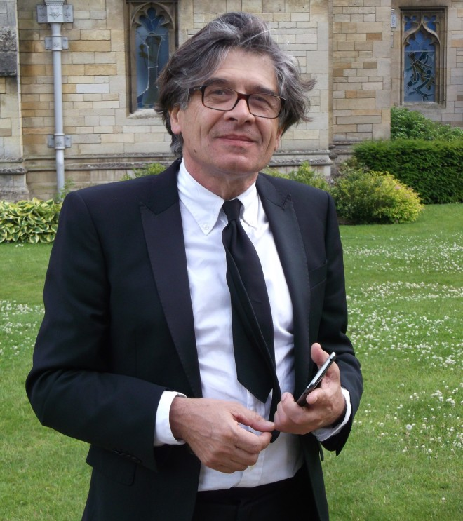 Cansun Guralp, Seismologist Extraordinaire