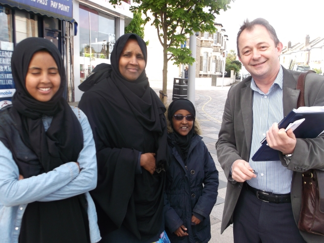 You think the NHS is safe in Tory hands? Check Dr Rugina's street-corner surgery in 2015 London